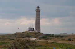 Skagen Lighthouse in Denmark. Skagen Lighthouse in North Denmark Stock Photography