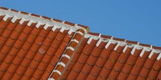 Skagen rooftop detail Stock Image