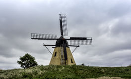Skagen windmill in the northern part of Denmark Stock Photography
