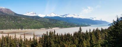 Skagway, Αλάσκα, ΗΠΑ Στοκ φωτογραφίες με δικαίωμα ελεύθερης χρήσης