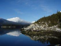 Skagway Αλάσκα Στοκ Εικόνα