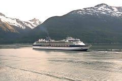 Skagway, Alaska Royalty Free Stock Photo