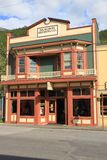 Skagway building Stock Photos