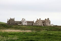 Free Skaill House On Mainland, Orkney, Scotland Stock Images - 217350554