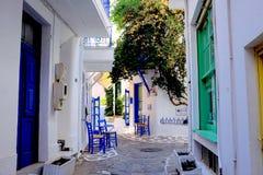 Skaithos, Grecia imágenes de archivo libres de regalías