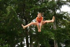 skakać Zdjęcia Royalty Free