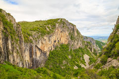 Skaklya-Wasserfall in Balkan-Bergen, Bulgarien Stockfoto