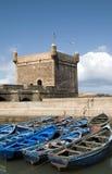 skala du port citade essaouira morocco Royalty Free Stock Photography