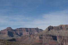 skala Grand Canyon, Arizona, USA stockbilder