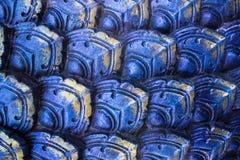 Skalabeschaffenheits-Hintergrundskala Abstact-Schwarzen blaue lizenzfreies stockfoto