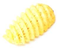 Skalad ananas Royaltyfri Foto