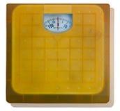Skalagewicht Stockbild