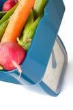 skalar grönsaker Royaltyfri Bild