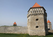 Skalat Castle Royalty Free Stock Photography