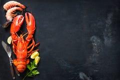 Skaldjurplatta av kräftdjurs skaldjur fotografering för bildbyråer
