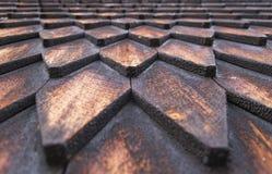 Skalen ummauern nah oben von einem schwedischen Kirche sami Kulturhintergrund lizenzfreies stockfoto