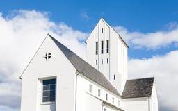 Skalholt Cathedral Royalty Free Stock Images