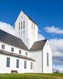 Skalholt Cathedral Stock Photography