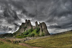 Skali de Belogradchishki, Bulgária Fotos de Stock Royalty Free