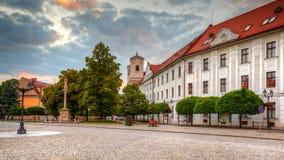 Skalica, Σλοβακία Στοκ φωτογραφίες με δικαίωμα ελεύθερης χρήσης