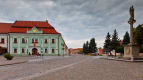Skalica, Σλοβακία Στοκ φωτογραφία με δικαίωμα ελεύθερης χρήσης