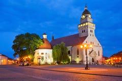 Skalica, Slovacchia Immagini Stock Libere da Diritti