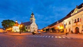 Skalica, Slovacchia Fotografie Stock Libere da Diritti