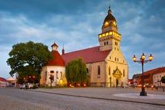 Skalica Slovakien Arkivbild