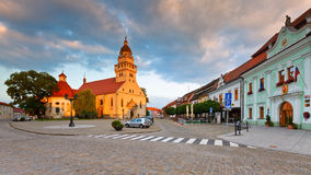 Skalica, Slowakei stockfoto