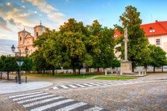 Skalica, Slowakei lizenzfreies stockbild