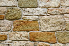 Skalista ściana Obrazy Stock
