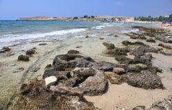 Ayia Napa, Cypr Fotografia Royalty Free