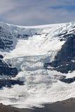 skaliste lodowiec kanadyjskie góry Obraz Stock