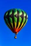 Skalistej góry gorącego powietrza balonu festiwal Fotografia Royalty Free