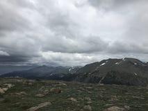 Skalistej góry las państwowy Fotografia Stock