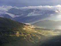 Skalistej góry park narodowy Obrazy Stock