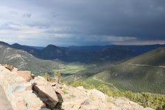 Skalistej góry park narodowy Zdjęcia Royalty Free