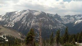 Skalistej góry park narodowy Zdjęcia Stock