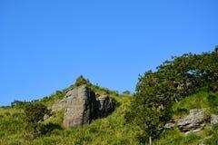 Skalisty dziki krajobraz zdjęcie stock