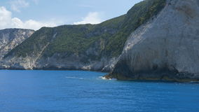 Skalisty Grecki Seashore zbiory