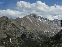 skalisty halny park narodowy zdjęcia stock