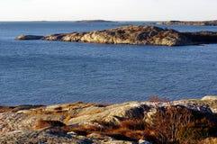 Skalisty krajobraz Zdjęcia Stock