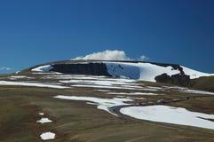 skalisty napędowy halny park narodowy Obrazy Royalty Free