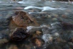 Skalisty strumień Zdjęcie Royalty Free