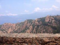 Skalisty wzgórze Zdjęcie Royalty Free