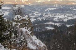 Skalka and Kraliky Stock Photography