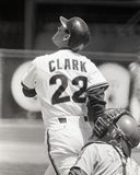 Skall Clark, San Francisco Giants Arkivfoto