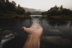 Skalleexponeringsglas Royaltyfri Foto