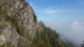 Skallerorm Ridge Arkivfoton