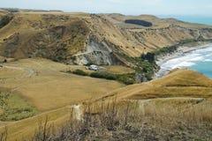 Skalliga berg near uddekidnappare Arkivfoton